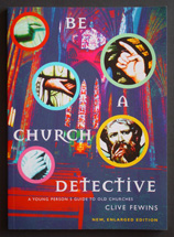 Be A Church Detective - the book